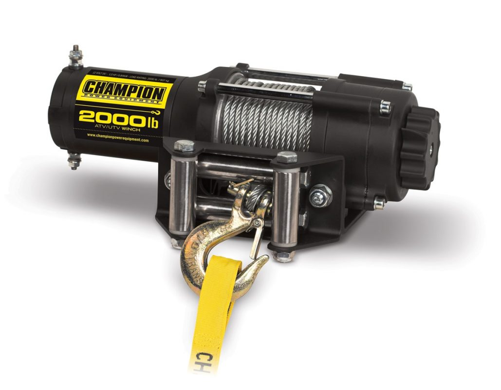 Champion Power Equipment Wireless Power Winch Kit