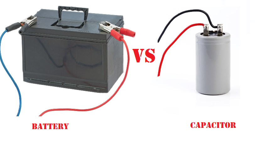 car battery , car audio capacitor