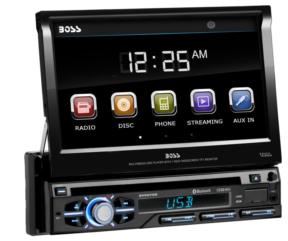 best single din head unit